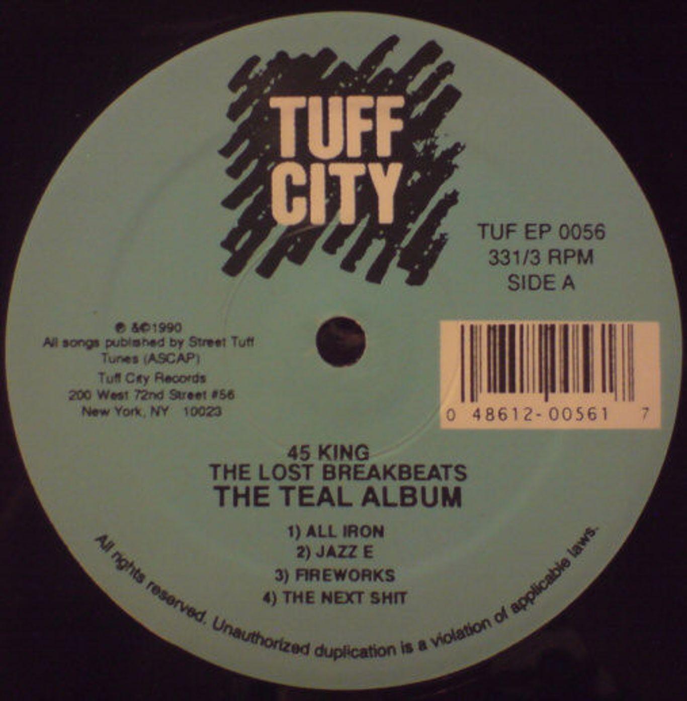 Hip Hop / Rap samples on Tracklib