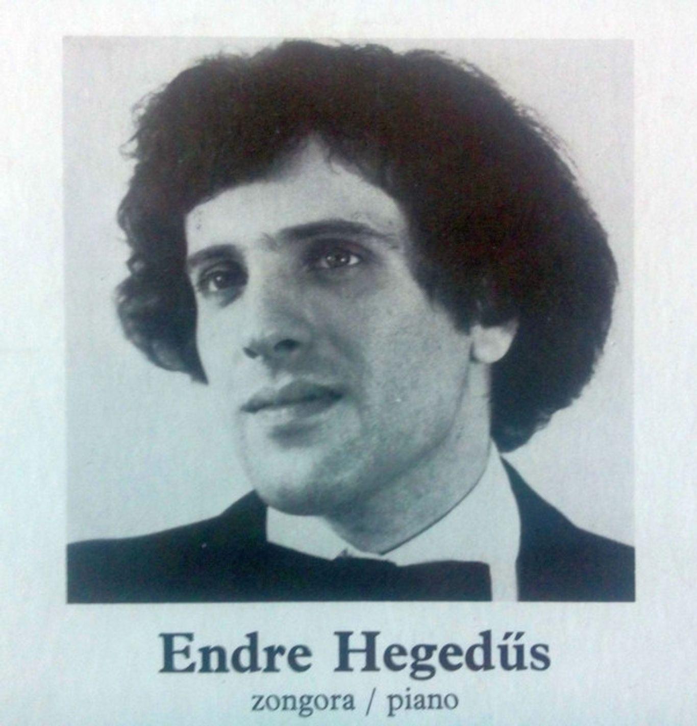 Endre Hegedűs