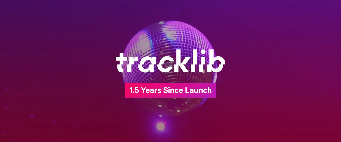 1.5 Years of Tracklib - Video Recap