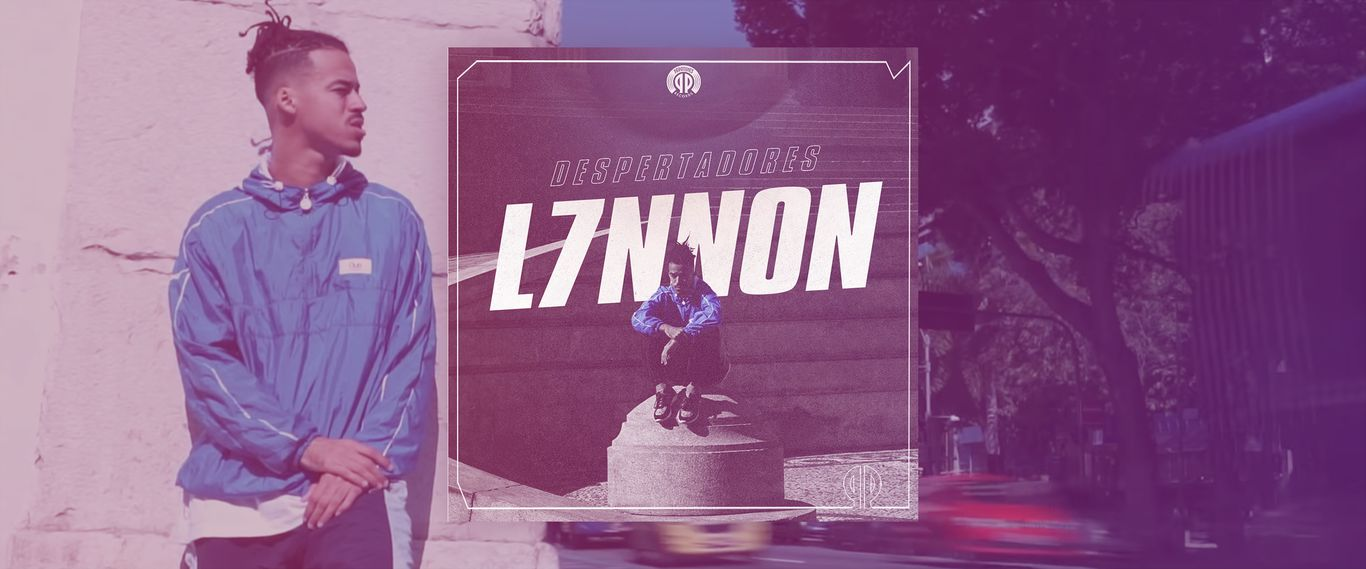 Made With Tracklib: L7NNON - Despertadores (Prod. Papatinho)