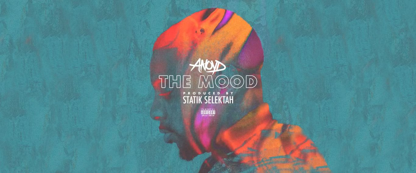 Made With Tracklib: ANoyd - The Mood (Prod. Statik Selektah)
