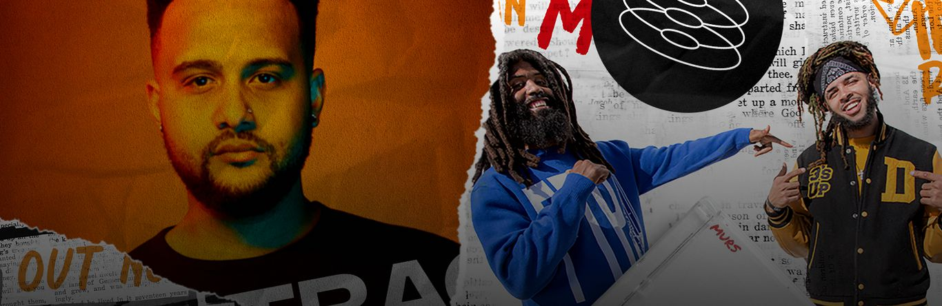 A Sample Breakdown of Murs & Dee-1's 'He's The Christian, I'm The Rapper'