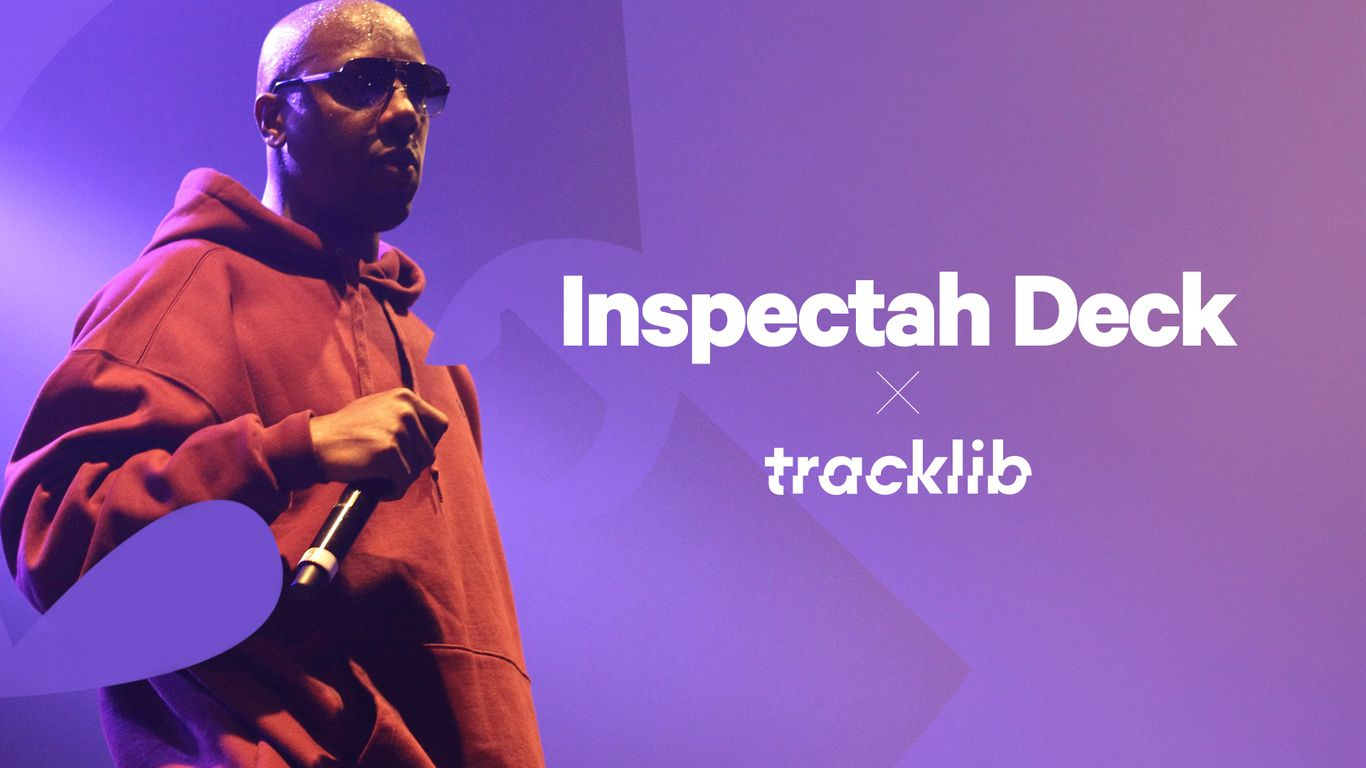 Win a Placement on Inspectah Deck's New Album + Get Flown to NYC!