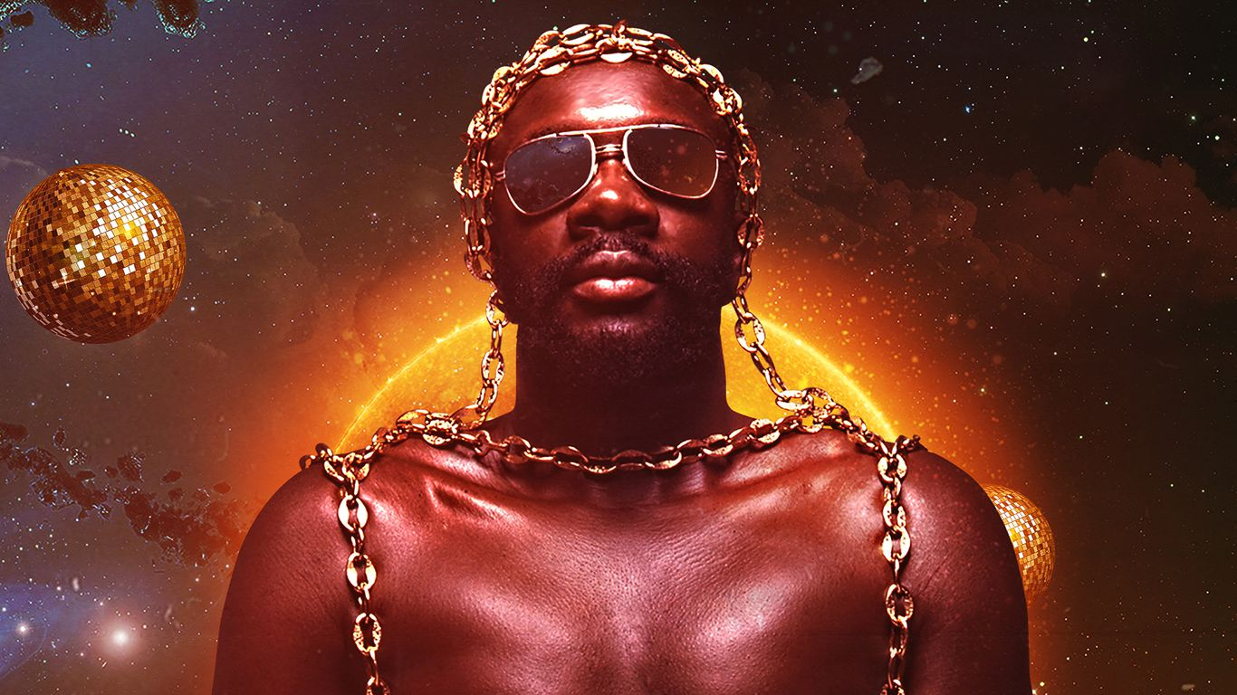 Sample unreleased multi-tracks by the legendary Isaac Hayes