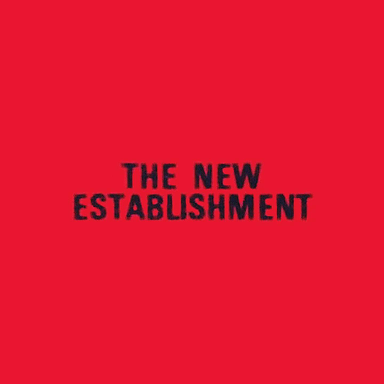 The New Establishment