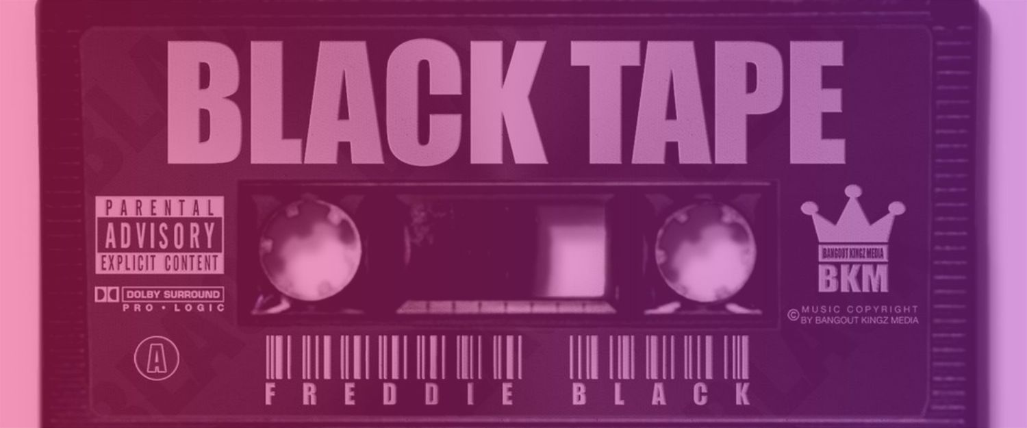Made With Tracklib: Freddie Black & Spliftout - The Black Tape
