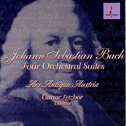 Suite No. 3 In D Major Bwv 1068 - Overture cover art