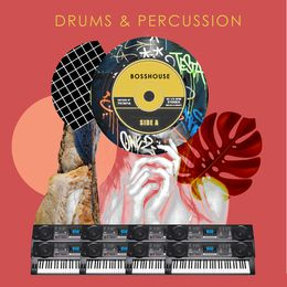 Accelerated Fast Percussion cover art