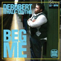 Beg Me cover art