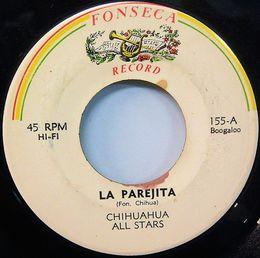 La Parejita cover art