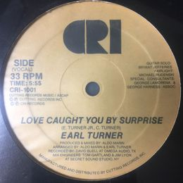 Love Caught You By Surprise (Dub Version) cover art