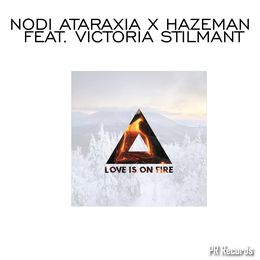 Love Is On Fire (Extended Version) cover art
