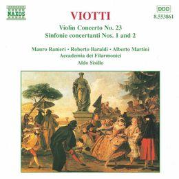 Sinfonia Concertante No. 1 in F Major: I. Allegro brillante cover art